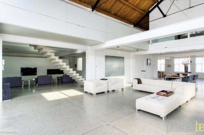 De loft is de nieuwe villa