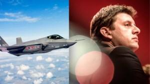 """Sp.a: """"F-16-dossier sterk genoeg. We laten ons niet doen door twee mails"""""""