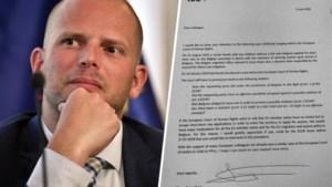 """EU-Commissie fluit Francken terug: """"Europa gaat nooit het Australische model volgen!"""""""