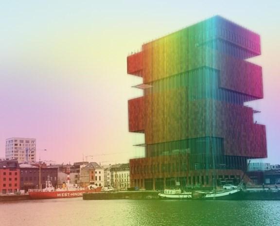 Deze gebouwen lichten vanaf vanavond op in de regenboogkleuren