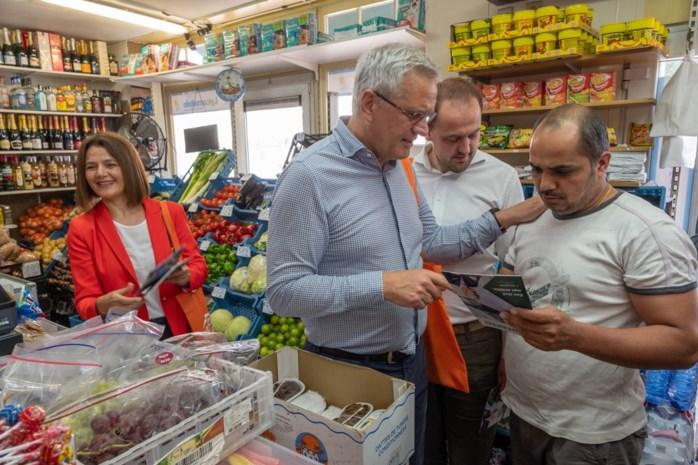 """Kris Peeters op Turnhoutsebaan: """"Op tv bent u een citroen, in het echt komt u beter over"""""""