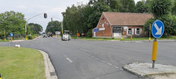 Werf Geelseweg-Herentalseweg nadert kantelpunt in enkele zones