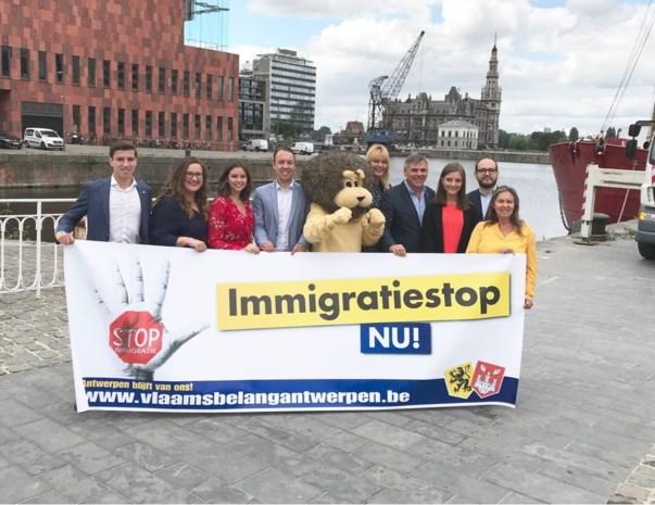 Vlaams Belang Antwerpen stelt gemeenteraadslijst voor, vijf Jonge Leeuwen op districtslijst