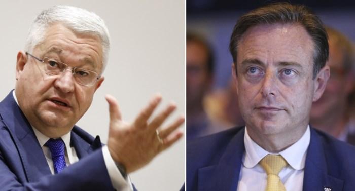 """Brussels minister Vanhengel (Open VLD) haalt uit naar N-VA: """"Wat is Antwerpen zonder Brussel? Niets"""""""