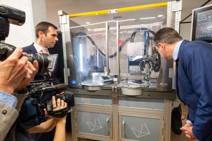 Met deze machine maakt diamantsector een sprong van zeshonderd jaar