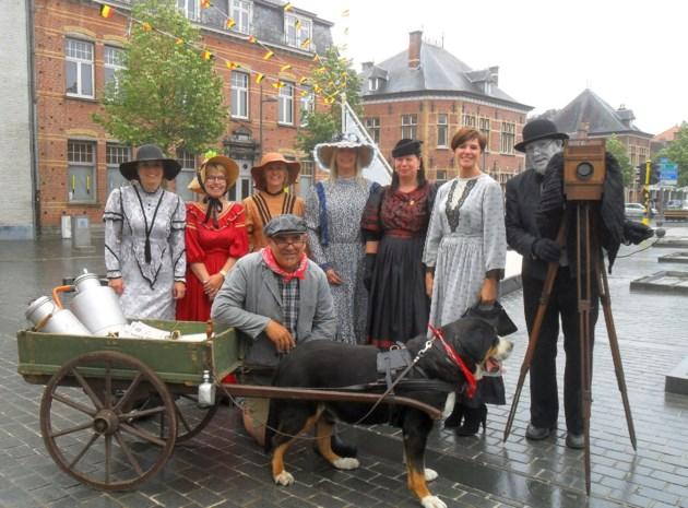 Toerisme en Erfgoed lanceren geocachespel