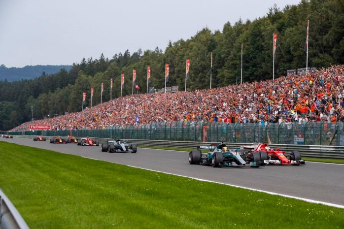 GP van België minstens tot 2021 op de F1-kalender