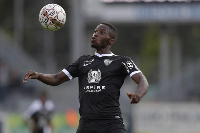 Moussa Diallo verlengt zijn contract bij Eupen