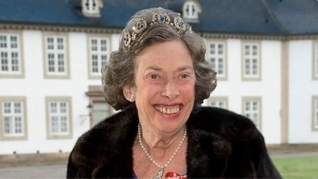 Deense prinses Elisabeth overleden