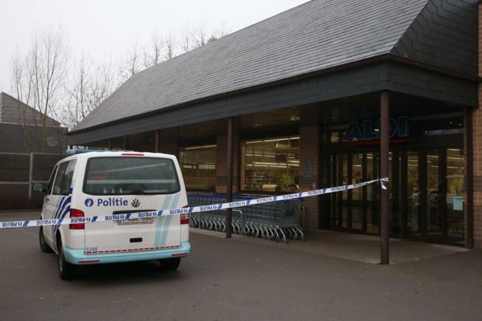 Man gearresteerd na poging om Aldi te overvallen in Zwijndrecht