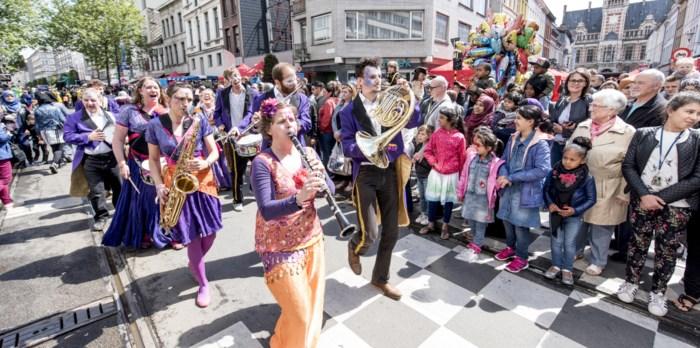 """Komend weekend Borgerrio: """"Wij willen het gezelligste én het properste festival zijn"""""""