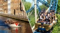 Op vakantie in eigen land? Dit zijn de populairste trekpleisters in Vlaanderen