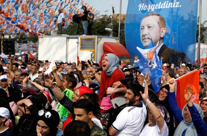 Erdogan gokt en zou wel eens kunnen verliezen