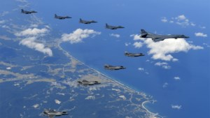 """Pentagon schort """"oorlogsspelletjes"""" met Zuid-Korea op"""