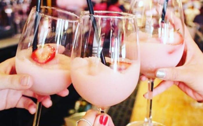 Verras je gasten met frosecco, nu al een hip zomerdrankje in New York