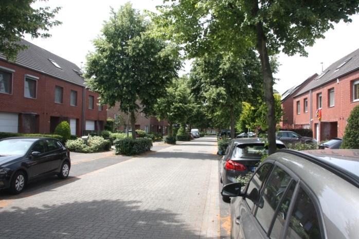 Stroompanne in de wijk Driehoek