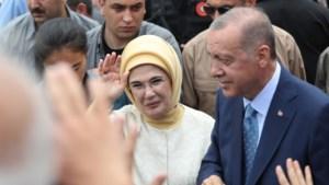 Erdogan roept zichzelf uit als winnaar van Turkse presidentsverkiezingen, Heusdense Turken massaal op straat