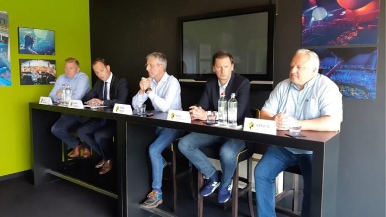 René Trost nieuwe trainer van Lierse Kempenzonen, Van Kerckhoven T2