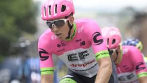EF Drapac met Sep Vanmarcke in dienst van Colombiaan Rigoberto Uran naar de Tour