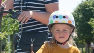 """""""Naar school fietsen vind ik superleuk"""""""