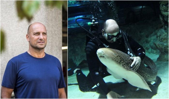 Antwerpse avonturier Marc Sluszny (56) vermist na duikongeval