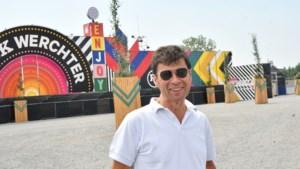 """Burgemeester Dirk Claes: """"Onze politie heeft meer werk als het geen Rock Werchter is"""""""