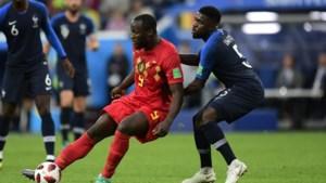 HERBELEEF. Rode Duivels verliezen halve finale WK van Frankrijk