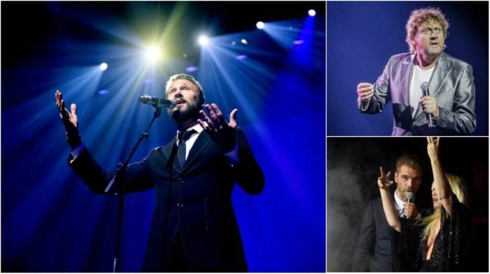 Pieter Embrechts presenteert én zingt op Night of the Proms