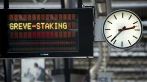 Nog een spoorbond sluit zich aan bij staking