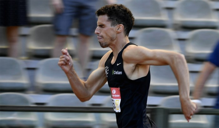 Jonathan Borlée blijft in eerste 400 meter van het seizoen nog eind boven EK-limiet