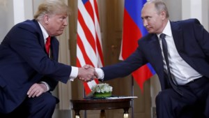 Trump wil Poetin dit najaar uitnodigen in Washington