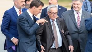 "Voorzitter Europese Commissie na 'dronken' incident: ""Ik vraag respect"""