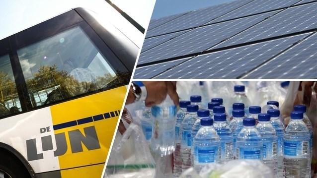 Vlaamse regering stelt resultaat superministerraad voor: minder afval, slimme kilometerheffing en meer hernieuwbare energie