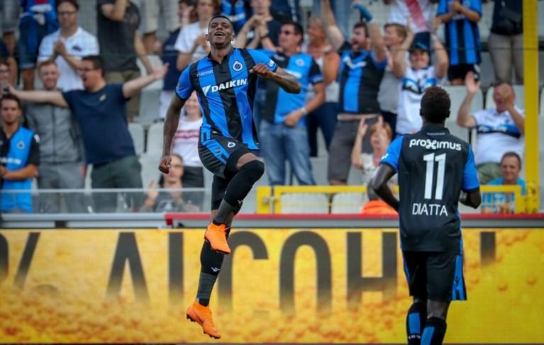Club Brugge legt het Standard van Preud'homme over de knie en wint de Supercup