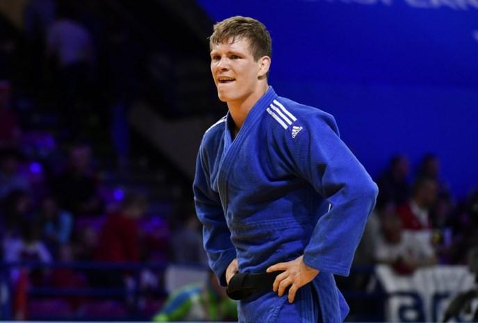 Matthias Casse grijpt naast gouden medaille op Grand Prix judo in Zagreb