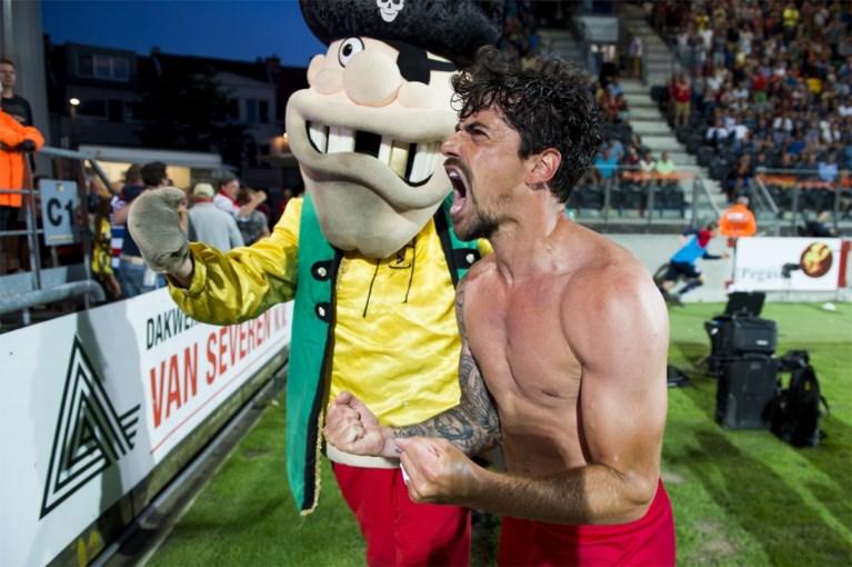 Gert Verheyen debuteert bij Oostende met zege tegen Moeskroen