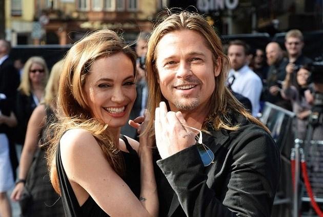 Brad Pitt begint altijd verdacht veel op zijn bekende partners te lijken, hier is het bewijs
