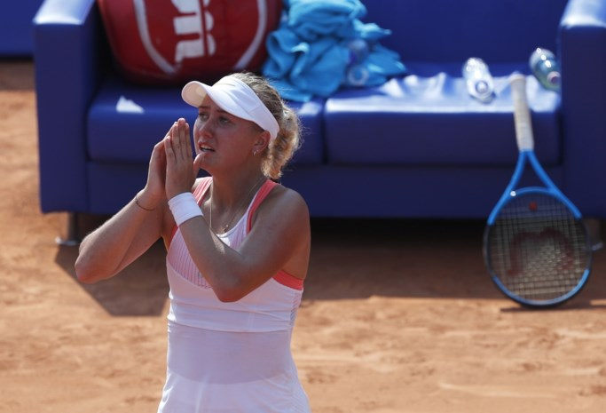 Tieners Potapova en Danilovic treffen elkaar in finale van WTA Moskou