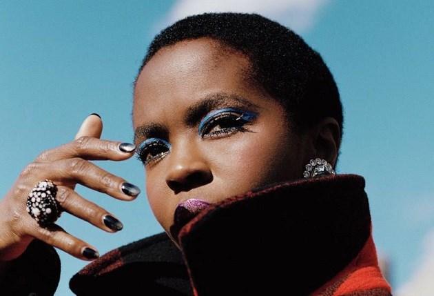 Lauryn Hill op 43-jarige leeftijd voor het eerst gezicht van modemerk