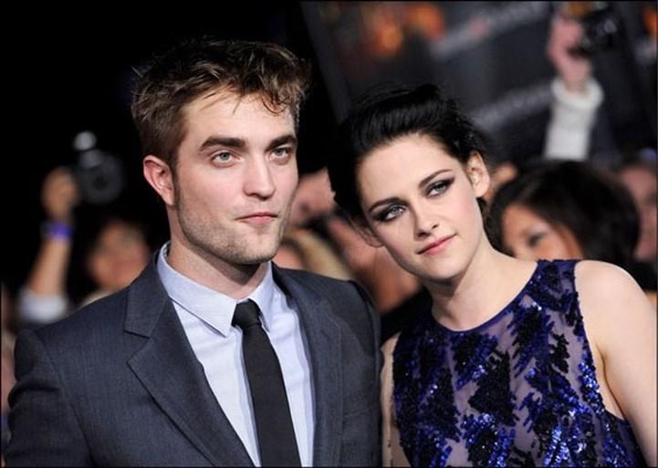 Robert Pattinson kust met model Suki Waterhouse