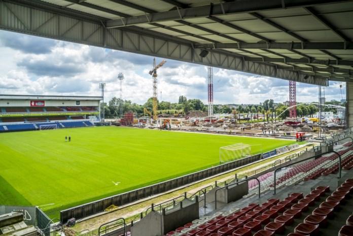 Bosuil krijgt vanaf begin september tijdelijke tribune met 750 plaatsen