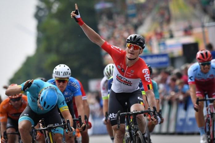 André Greipel sprint volgend seizoen voor Fortuneo-Samsic