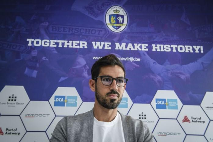 Beerschot Wilrijk giet samenwerking met clubicoon Hernan Losada in vijfjarig contract