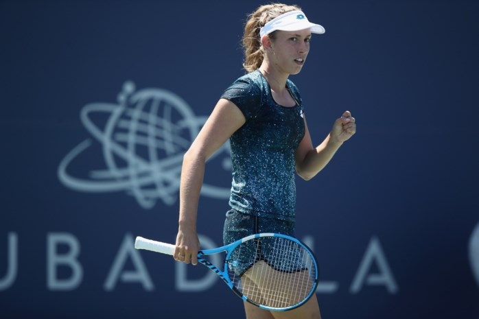 Elise Mertens op een drafje naar kwartfinales in San José