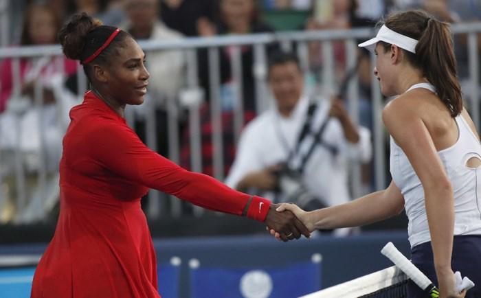 Opvallend: Serena Williams lijdt zwaarste nederlaag uit haar carrière