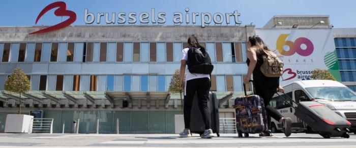 Brussels Aiport behoort tot de duurste Europese luchthavens om taxi te nemen