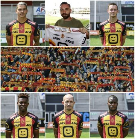 KV Mechelen doorgelicht. Deel 2: het middenveld