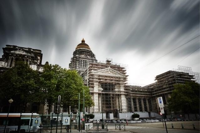 Kostprijs van 100 miljoen euro en decennia werk: renovatie Brussels justitiepaleis niet voor 2040 afgerond