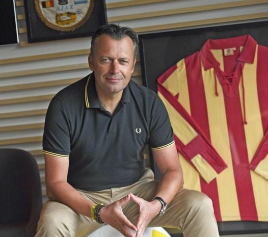 Stefaan Vanroy (47): van boekhouder tot sportief directeur van KV Mechelen