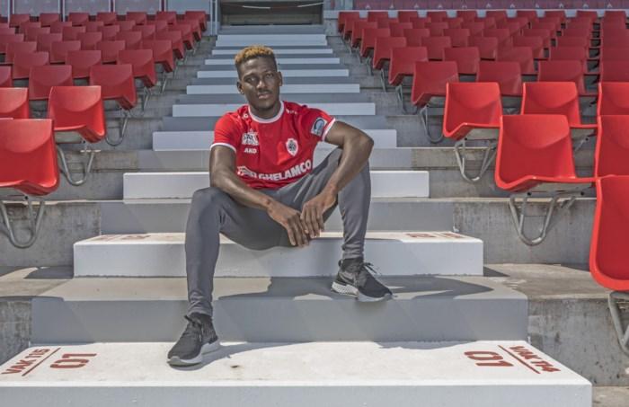 Daniël Opare rekent af met het verleden en wil terugvechten met Antwerp